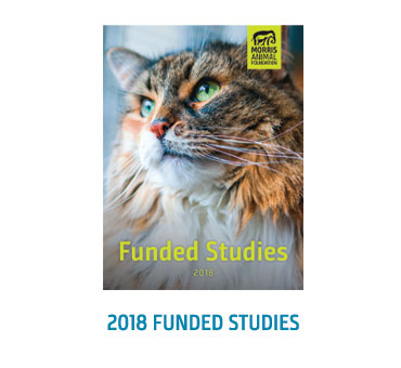 2018 Funded Studies