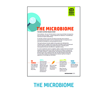 White Paper - The Microbiome