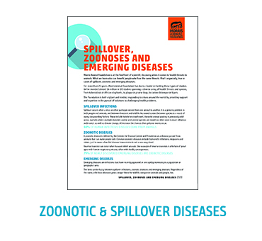 Zoonatic & Spillover Disease White Paper