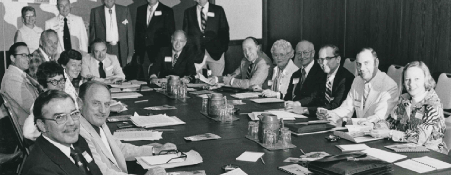 Scientific Advisory Board 1959