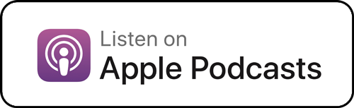 logo of Apple Podcasts with words Listen on Apple Podcasts